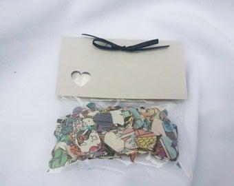 Comic Book Confetti 500pc