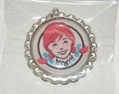 Wendy's Keychain