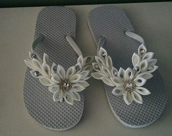 flip flops, bridal shoes, bridal flip flops, reception shoes, wedding flip flops, wedding shoes, wedding shoe, bridal shoe, satin flip flop