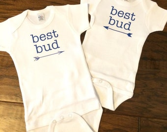 Best buds onesie bundle