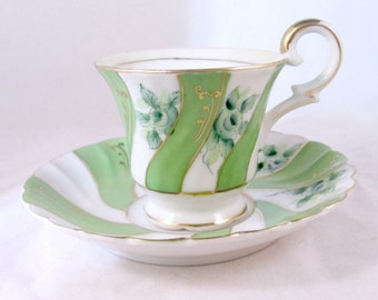 Ucagco China Cup and Saucer