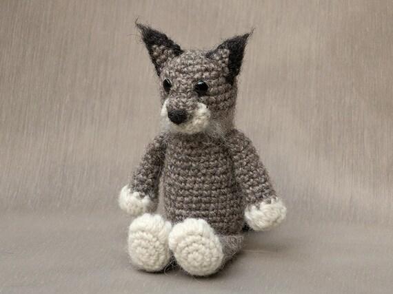 Big Cat Amigurumi : Amigurumi crochet lynx pattern, big cat amigurumi from ...