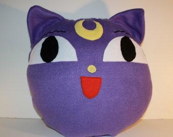 Luna P Handmade Pillow