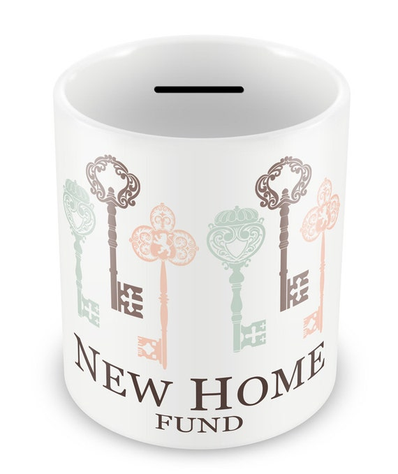 New Home Fund Box Gifts Congratulations First Home Moving