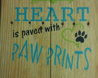 Pallet Sign Wall Art Pet Lovers Photo Display Home Decor Handmade Pet Gift Rustic Sign Recycled Reclaimed Wood Wall Hanging