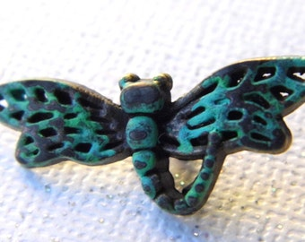Dragonfly, Toggle Clasp, Findings, Beads