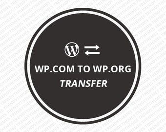 Wordpress.com to Wordpress.org Content Transfer Service