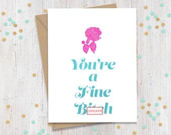 best friend birthday card  etsy ca, Birthday card