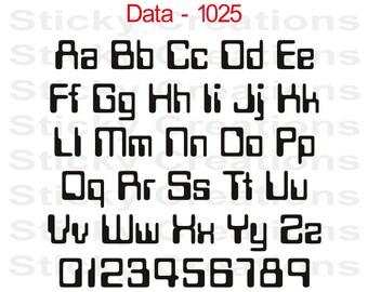 Computer Font Name Sha excelsiororg