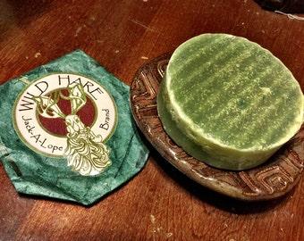 Jack-A-Lope Beard Soap