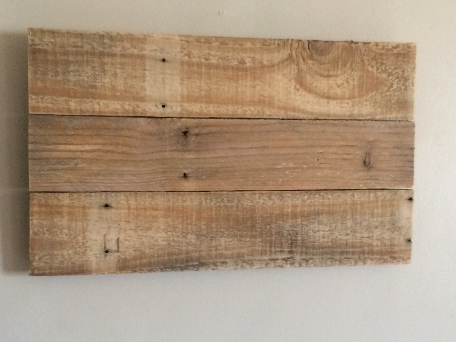 Blank Wooden Sign ~ Blank wood sign pallet medium size reclaimed