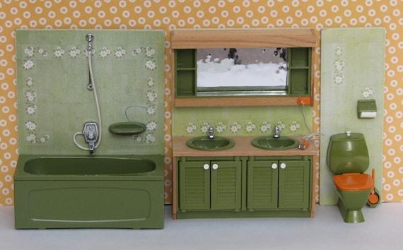 badezimmer : retro badezimmer grün retro badezimmer in retro, Badezimmer