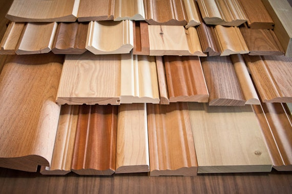 Quality Stain Grade Wood Moulding Picture Frames