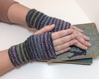 handwarmers,tech gloves, fingerless gloves, wristlets. Handmade