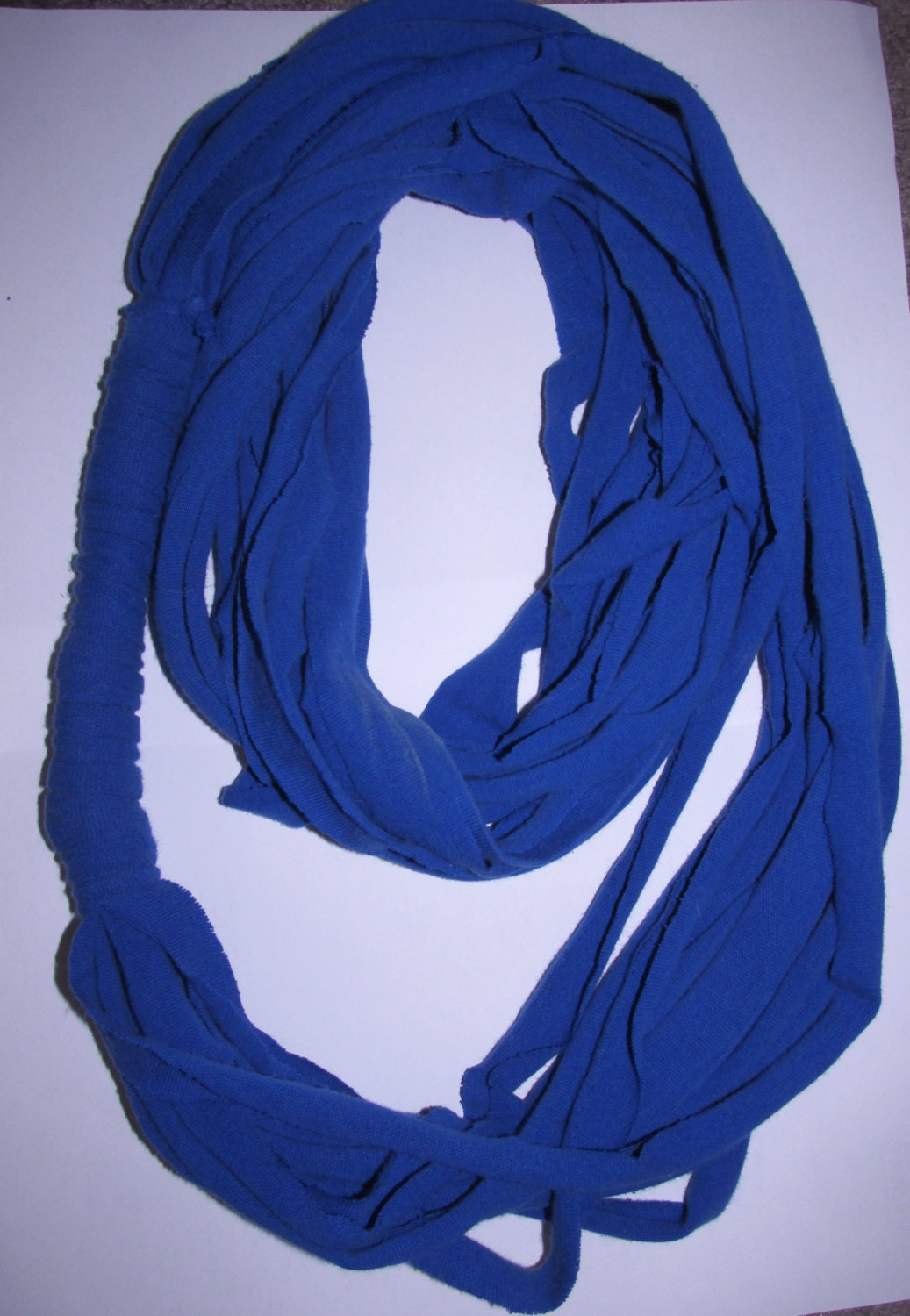 made t shirt scarf by sisterssquaredshoppe on etsy