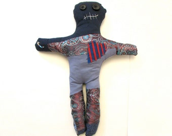 Cirrus Quilted rag doll