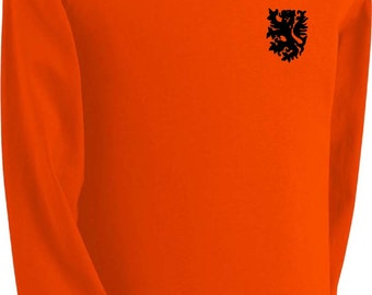 Holland Dutch Netherlands Football Team National Jersey T-Shirt - All Sizes Available