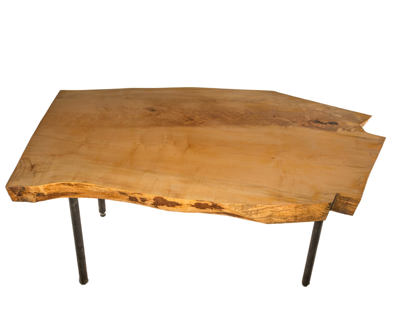 Harding Ii Live Edge Maple Coffee Table