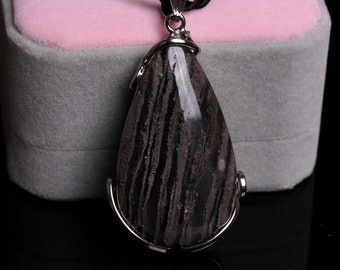 Crystal Pendant ,Quartz gemstone pendants, Rock quartz necklaces phantom ghost quartz jewelry stone 433