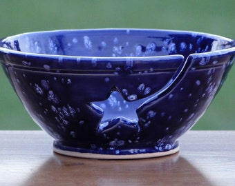 Yarn Bowl - Shooting Star