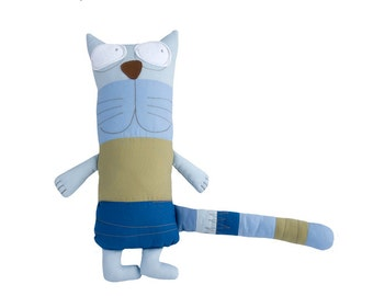 James Cat - soft toy