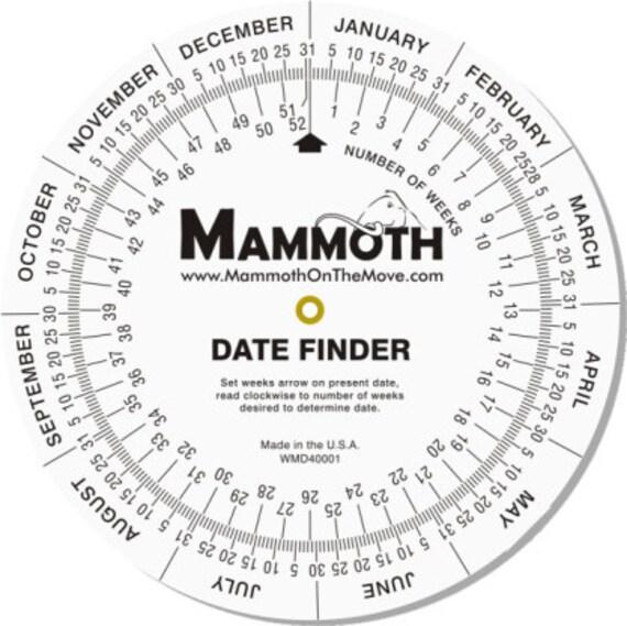 Date finder