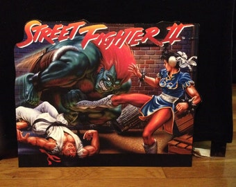 Street Fighter 2 Standup