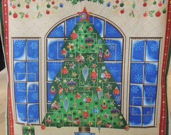 Quilt Kit - Christmas Tree + Advent Calendar