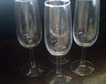 Champagne Flutes set of 4