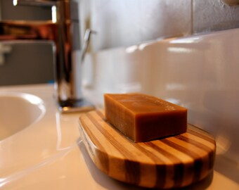 Wooden Soap Holder