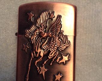 pegasus lighter copper color