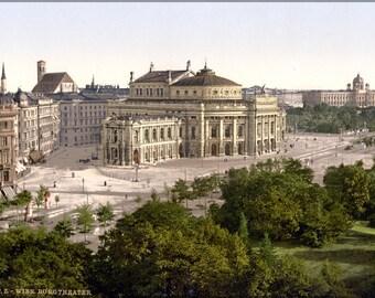 24x36 Poster; Vienna In 1900