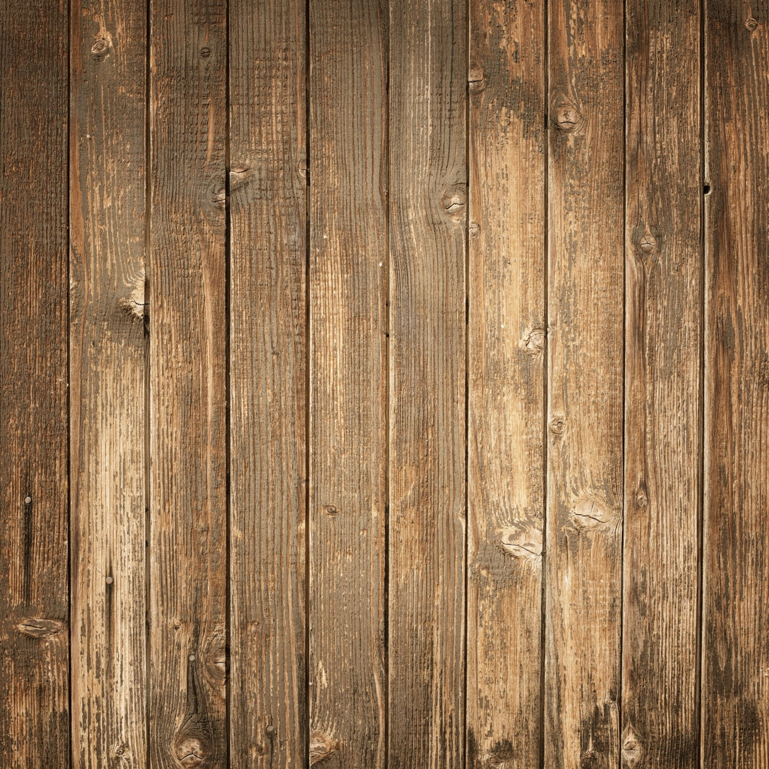 Grunge Wood Floor Vinyl Photography Backdrop