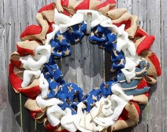 Star-Spangled-Wreath