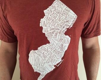 NJ Craft Brewers Craft Beer T Shirt