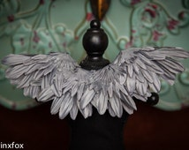 Flower wings for YOSD, Littlefee, Teenie Gem, BJD, minifee, Pullip, Blythe, slim fashion doll