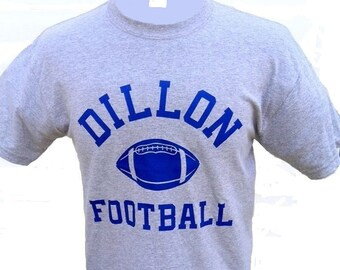 Dillon Panthers Football T-shirt All Sizes (8009)