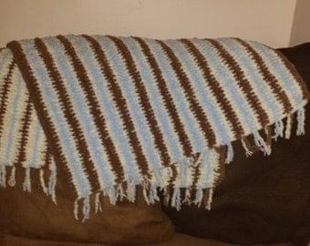 Children's Crocheted Blanket