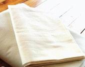 Organic Cotton Sateen Duvet Cover