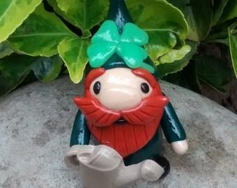 Miniature Irish 'Forever Gnome' 5cm