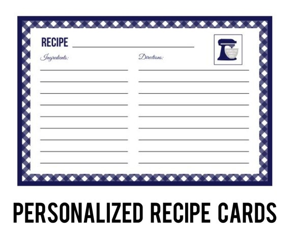 how to add a recipe card to squarespace
