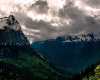 Glacier Park Wide