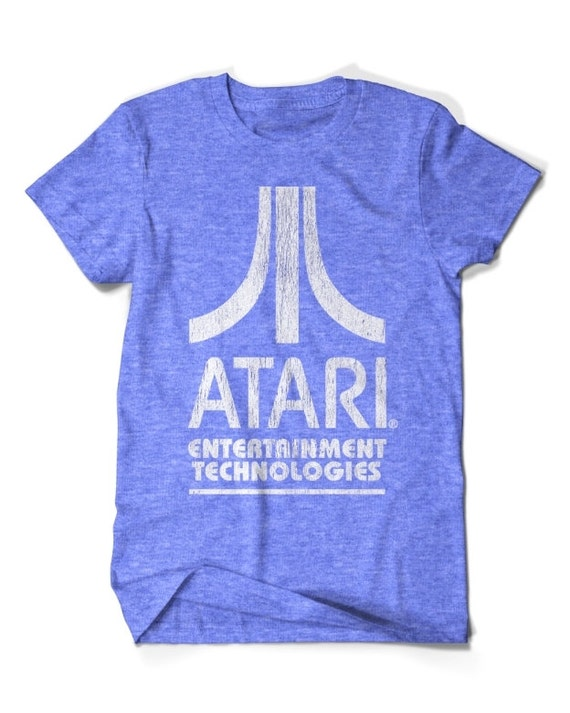 Atari Distressed T-shirt Unisex