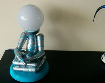 Lotus Robot Lamp