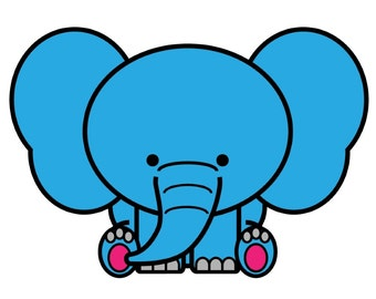 Save the Elephant Decals!
