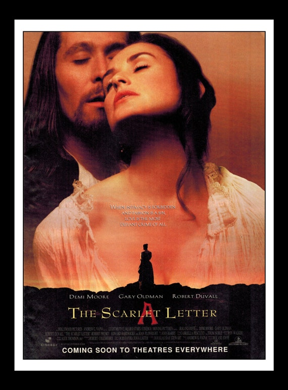 Scarlet Letter Full Movie Free