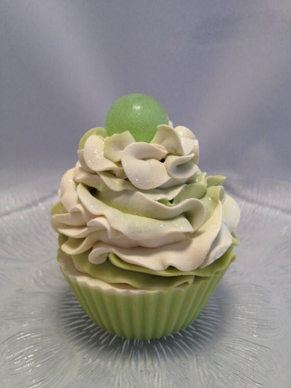 "Items similar to Luxury Artisan Soap ""Green Manalishi"" Homemade ..."