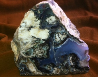 Lovely Piece of Seam Agate from Deming New Mexico
