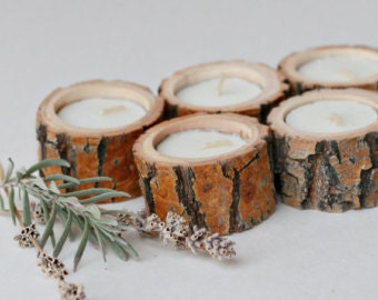 12 Willow Tea Light Holders, Reclaimed Tea Light Hoders, Candles, Candle Holders, Rustic Wedding Favors, Bridal Shower/House Warming