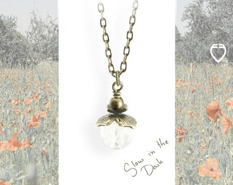 ENNA Magic-Light necklace *glow in the dark necklace*